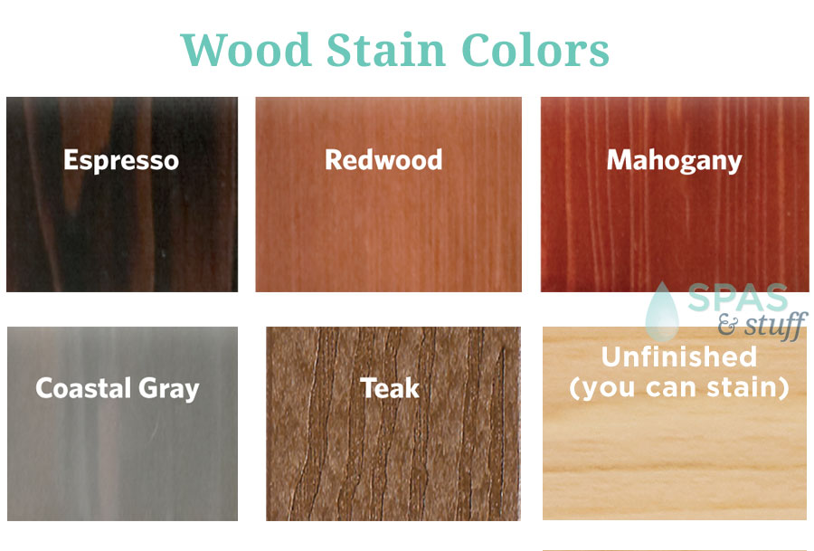 Image Gallery Redwood Color
