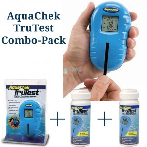 AquaChek TruTest Reader & Test Strip Combo Pack