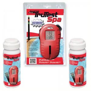 AquaChek TruTest Bromine Reader & Test Strip Combo Pack