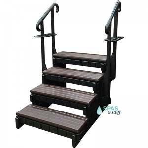 4 Tier Swim Spa Step