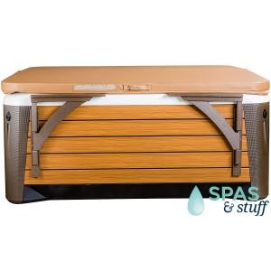 Easy Slider Redwood Spa Cover Carrier