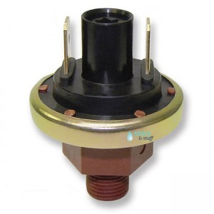 Hot Tub Heater Pressure Switch
