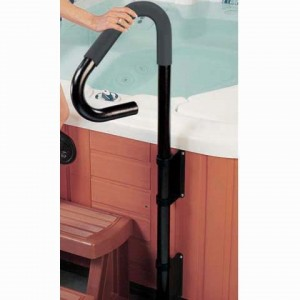 Safe-T-Rail Black