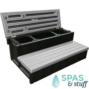 Spa Storage Steps - 36""