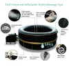 All the Features - Hydrotherapy Portable Inflatable Hot Tub