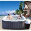 Alpine Inflatable Hot Tub is Portable