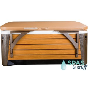 Easy Slider Redwood Spa Cover Carrier