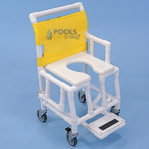 PVC Shower Taxi Chair