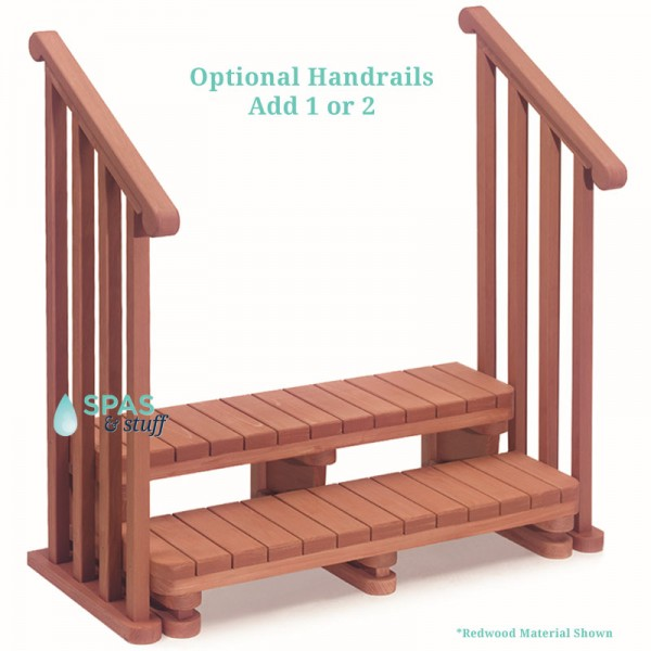 Optional Handrails