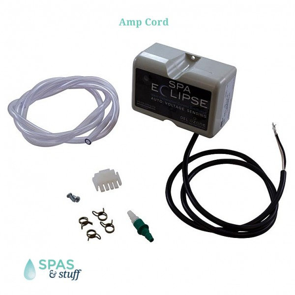 Amp Cord Connection
