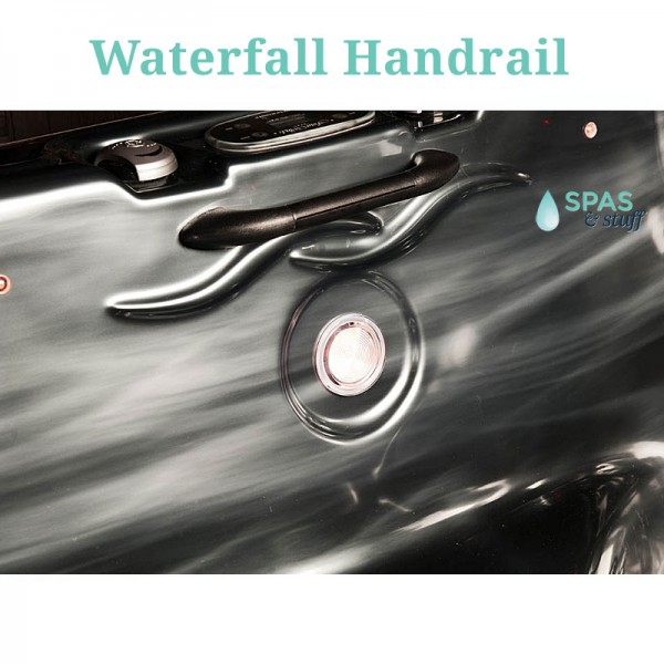 New Waterfall Handrail