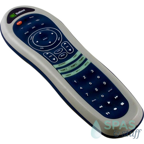 Balboa Dolphin II Remote IR / RF for all Systems