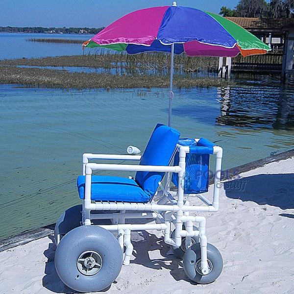 Beach Access Chair - Beach Reclining Chair