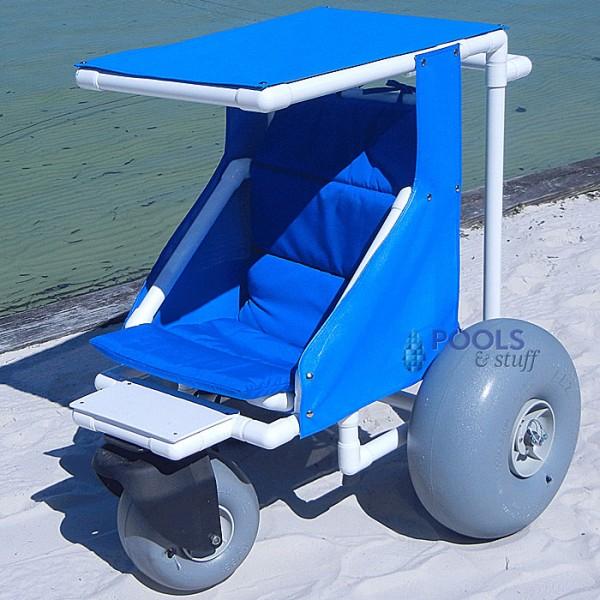 Beach Access Chair - Beach Stroller