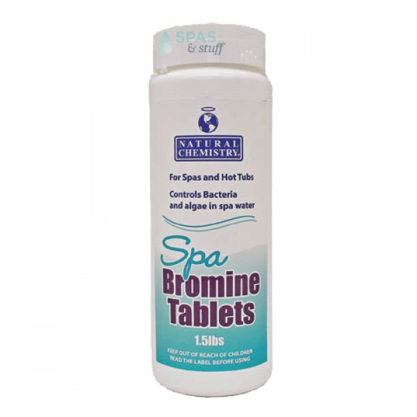 Brom Tablets, 1.5 Pounds
