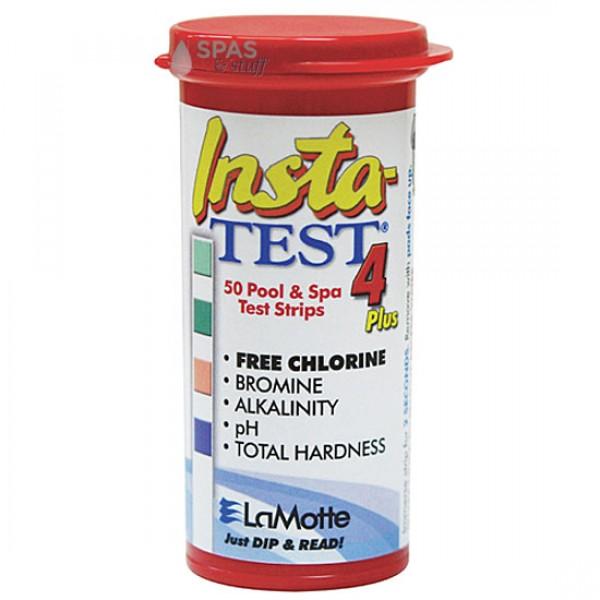 Insta-Test 4 Plus (50 strips per bottle)