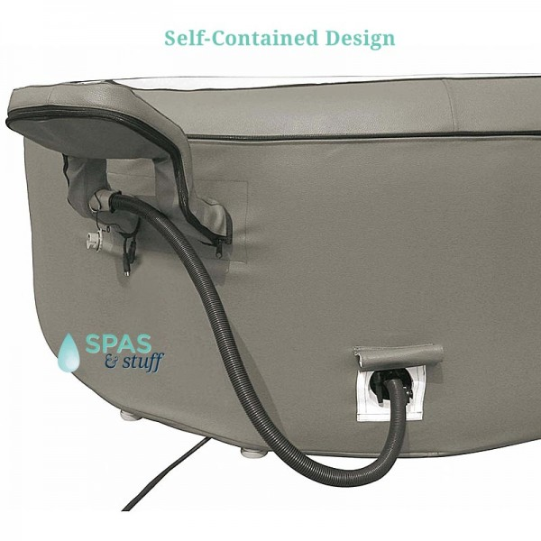 Elegance Portable Inflatable Hot Tub - Self Contained