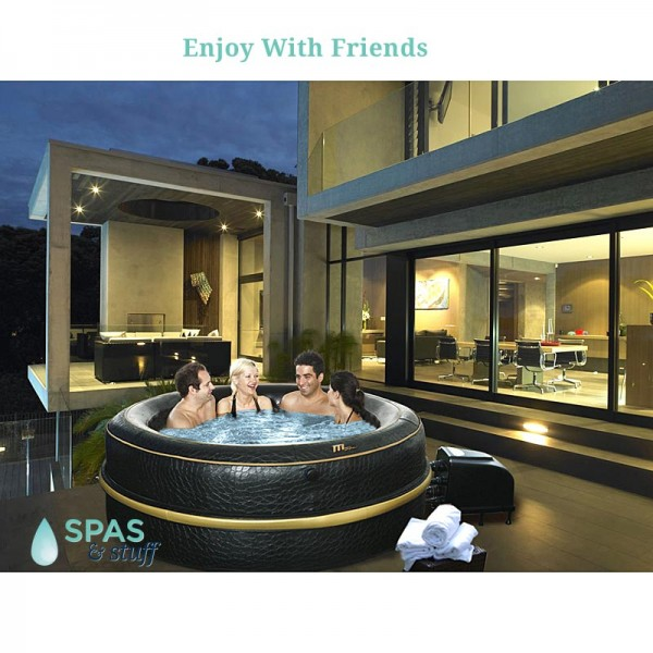 Relax in your Hydrotherapy Portable Inflatable Hot Tub