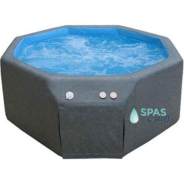 Gray Splash Tub