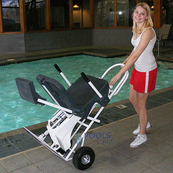 Pro Pool Lift Transport Cart (Included in Upgrage Package)