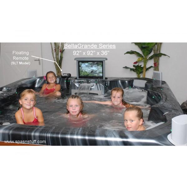 """Large Hot Tub at 92"""" x 92"""""""