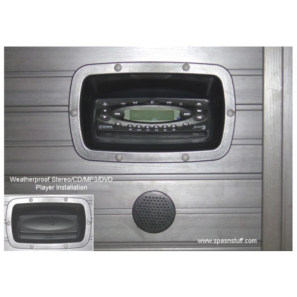 AM/FM/CD/MP3 Stereo