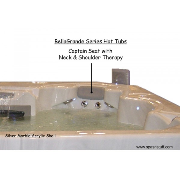 Neck and Shoulder Jet Therapy Seat