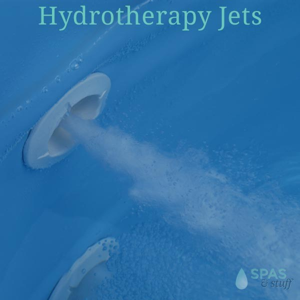 Real Hydrotherapy Spa Jets