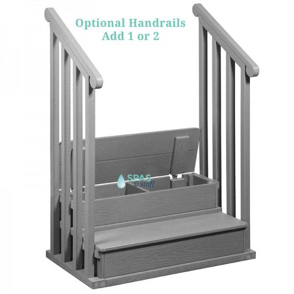 Optional Handrails