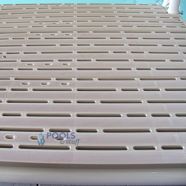 Swim Training Platform - Grated Decking