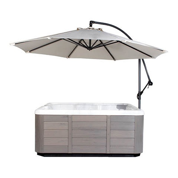 Creme Color Umbrella