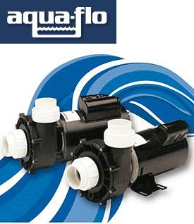 Aqua Flo Hot Tub Pumps