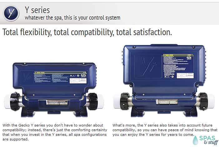 Y-Series Control Systems
