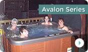 Hot Tub Spa Reviews - Avalon Series