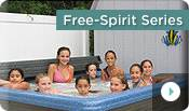 Hot Tub Spa Reviews - Free-Spirit Series