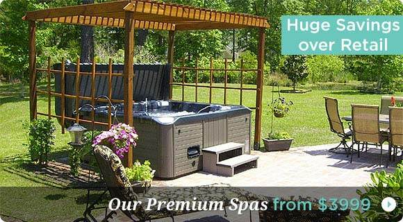 USA Hot Tubs for Sale