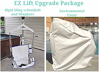 EZ Pool & Spa Lift Options