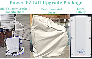 Power EZ Pool & Spa Lift Options