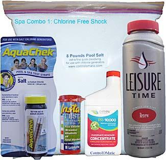 saltwater system kit