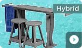 Hybrid Spa Accessories