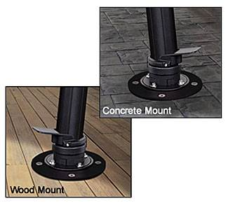 Umbrella Mounting Kit
